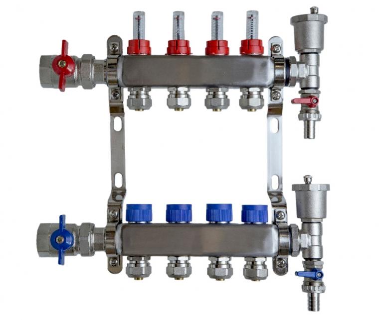 Standard 4 Port Manifold