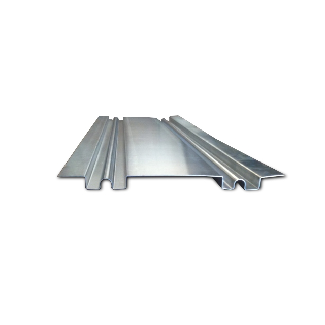 Fit from below spreader plates - Double
