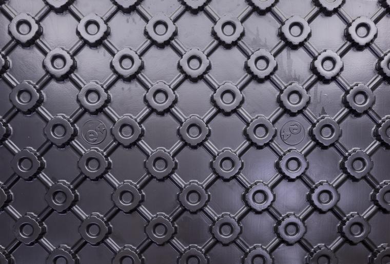 UFH Low Profile Floor Template