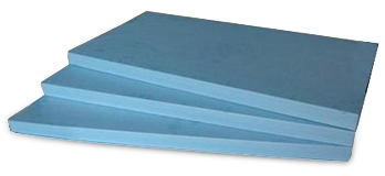10mm XPS insulation (Styrofoam LBH-X-P)