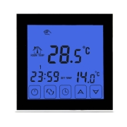 UFH1 7 Day Programmable Touch Screen Thermostat 1