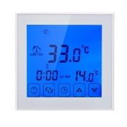 UFH1 7 Day Programmable Touch Screen Thermostat 2